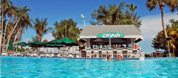 Casa Ybel Timeshare Resort on Sanibel Island Florida Casa Ybel Resort Map on